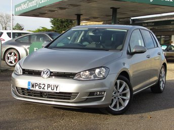 2012 VOLKSWAGEN GOLF 2.0 GT TDI BLUEMOTION TECHNOLOGY DSG 5d AUTO 148 BHP £13000.00