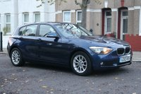 2012 BMW 1 SERIES 2.0 116d SE 5dr £8250.00