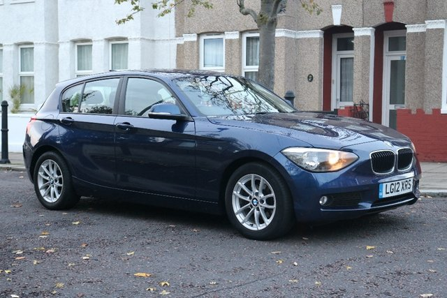 2012 12 BMW 1 SERIES 2.0 116d SE 5dr