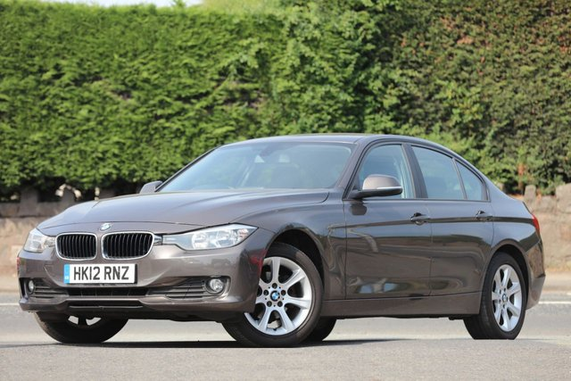 2012 12 BMW 3 SERIES 2.0 316d ES 4dr (start/stop)