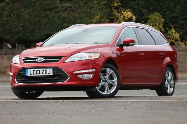 2013 13 FORD MONDEO 2.0 TDCi ECO Titanium X Business 5dr
