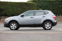 USED 2011 11 NISSAN QASHQAI 1.5 dCi Visia 2WD 5dr Low Rate % Finance Options Available - Good Credit / Bad Credit