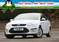 USED 2011 11 FORD MONDEO 2.0 TDCi Zetec 5dr Low Rate % Finance Options Available - Good Credit / Bad Credit