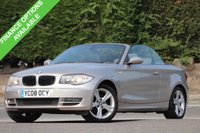 USED 2008 08 BMW 1 SERIES 2.0 120i SE 2dr Summers Here, Be Quick !!