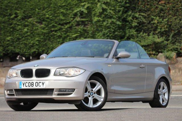 2008 08 BMW 1 SERIES 2.0 120i SE 2dr
