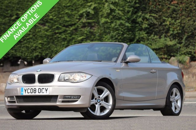 2008 08 BMW 1 SERIES 2.0 120i SE 2dr