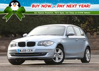 USED 2009 09 BMW 1 SERIES 2.0 116i SE 5dr Low Rate % Finance Options Available - Good Credit / Bad Credit