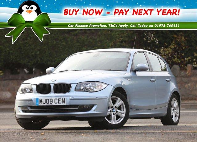 2009 09 BMW 1 SERIES 2.0 116i SE 5dr