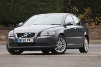 USED 2010 60 VOLVO S40 1.6 D DRIVe SE Lux 4dr (start/stop) Low Rate % Finance Options Available - Good Credit / Bad Credit