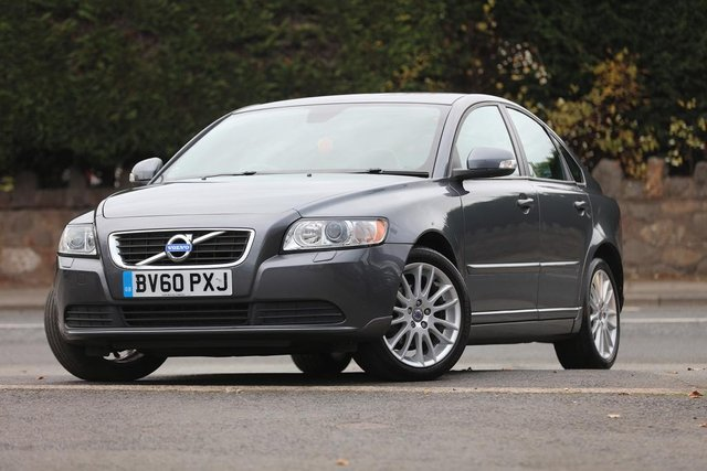 2010 60 VOLVO S40 1.6 D DRIVe SE Lux 4dr (start/stop)