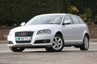 USED 2008 58 AUDI A3 1.9 TDI SE Sportback 5dr Low Rate % Finance Options Available - Good Credit / Bad Credit