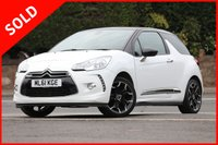 USED 2011 61 CITROEN DS3 1.6 VTi DStyle Plus 3dr SOLD!