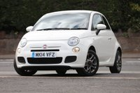 USED 2014 14 FIAT 500 1.2 S 3dr (start/stop) Low Rate % Finance Options Available - Good Credit / Bad Credit