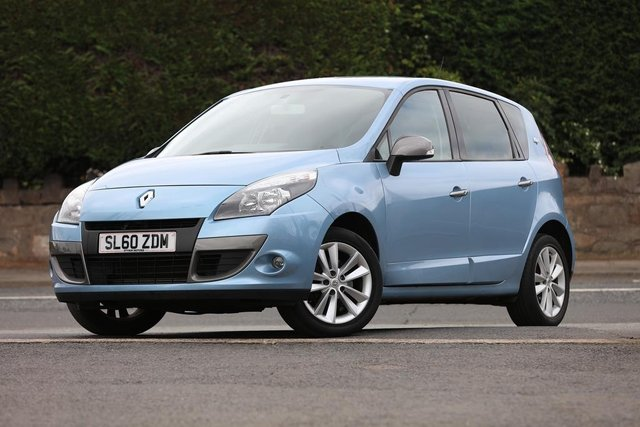 2010 60 RENAULT SCENIC 1.5 dCi FAP I-Music 5dr