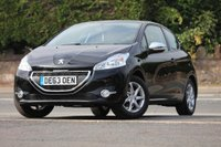 USED 2013 63 PEUGEOT 208 1.0 VTi Active 3dr Low Rate % Finance Options Available - Good Credit / Bad Credit
