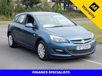 USED 2013 13 VAUXHALL ASTRA 1.6 EXCLUSIV 5d AUTO 115 BHP