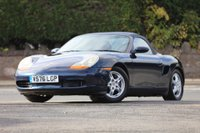 USED 2000 PORSCHE BOXSTER 2.7 986 Convertible 2dr SOLD!