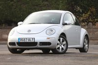 USED 2007 57 VOLKSWAGEN BEETLE 1.6 Luna 3dr Low Rate % Finance Options Available - Good Credit / Bad Credit