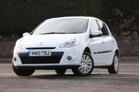 USED 2010 10 RENAULT CLIO 1.2 16v Expression 5dr Low Rate % Finance Options Available - Good Credit / Bad Credit