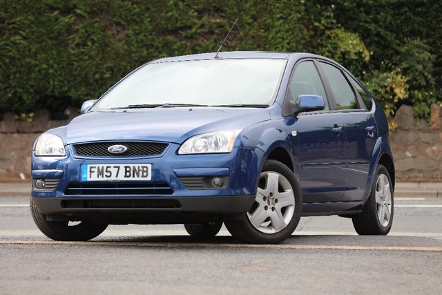 2007 57 FORD FOCUS 1.8 Style 5dr