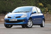 USED 2007 07 RENAULT CLIO 1.4 16v Dynamique 3dr Low Rate % Finance Options Available - Good Credit / Bad Credit