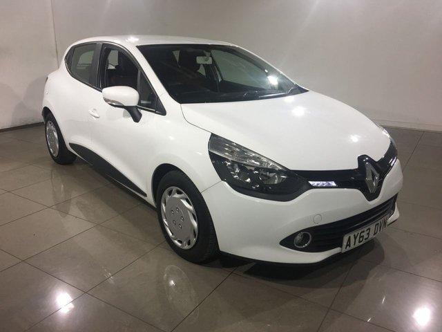 View our 2013 63 RENAULT CLIO 1.5 EXPRESSION PLUS ENERGY DCI ECO2 S/S 5d 90 BHP