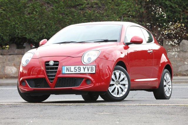 2009 59 ALFA ROMEO MITO 1.4 16v Turismo 3dr