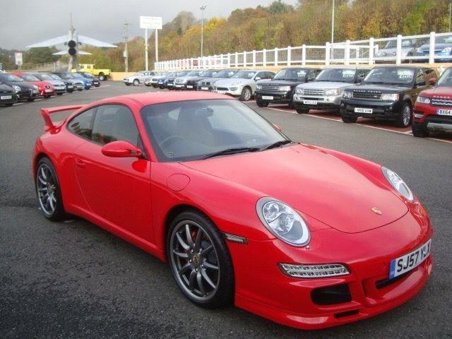 2008 57 PORSCHE 911 3.8 CARRERA 2 S 997 355 BHP GT AERO-KIT