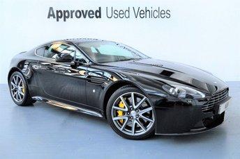 2012 ASTON MARTIN VANTAGE 4.7 S V8 3d AUTO 430 BHP £59950.00