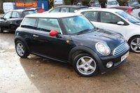 2007 MINI HATCH COOPER 1.6 COOPER 3d 118 BHP £3980.00