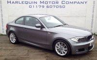 2011 BMW 1 SERIES 2.0 120D M SPORT 2d 175 BHP £7990.00