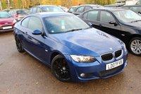 2007 BMW 3 SERIES 2.0 320I M SPORT 2d AUTO 168 BHP £8980.00
