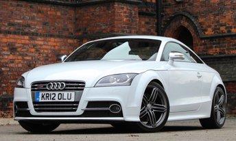 2012 AUDI TTS 2.0 TTS TFSI QUATTRO 2d AUTO 272 BHP £19975.00