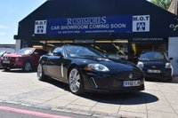 USED 2010 60 JAGUAR XK 5.0 XKR 2d AUTO 510 BHP STUNNING CAR, FULL LOADED WITH ALL THE EXTRAS. FULL MAIN DEALER SERVICE HISTORY