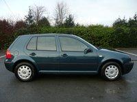 2003 VOLKSWAGEN GOLF 1.6 SE 5d 103 BHP £1495.00