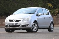 USED 2010 60 VAUXHALL CORSA 1.3 CDTi ecoFLEX 16v Energy 5dr (a/c) Low Rate % Finance Options Available - Good Credit / Bad Credit