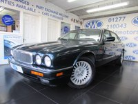 1996 JAGUAR XJ 3.2 6 EXECUTIVE 4d AUTO 216 BHP £895.00
