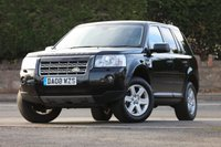 USED 2008 08 LAND ROVER FREELANDER 2 2.2 TD4 GS 5dr Low Rate % Finance Options Available - Good Credit / Bad Credit
