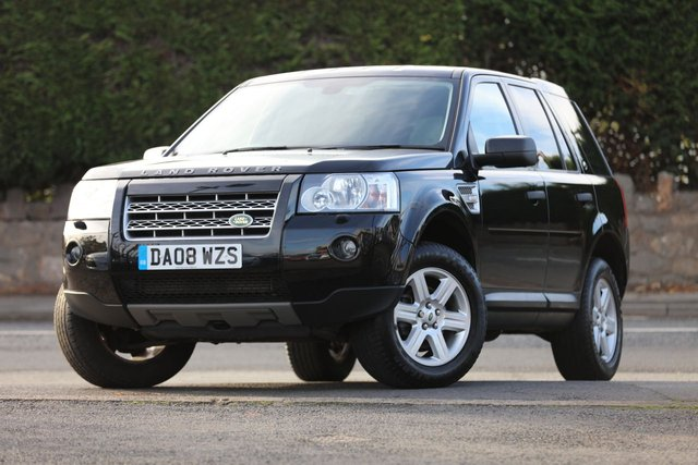 2008 08 LAND ROVER FREELANDER 2 2.2 TD4 GS 5dr