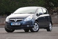 USED 2010 60 VAUXHALL CORSA 1.0 i ecoFLEX 12v Energy 5dr (a/c) Low Rate % Finance Options Available - Good Credit / Bad Credit