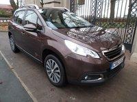2014 PEUGEOT 2008 1.6 E-HDI ACTIVE FAP 5d AUTO 92 BHP £9695.00