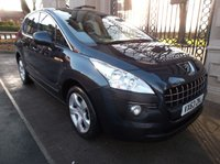 USED 2013 63 PEUGEOT 3008 1.6 HDI ACTIVE 5dr 115 BHP