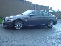 2007 BMW 3 SERIES 2.0 320D M SPORT 2d 175 BHP £8250.00