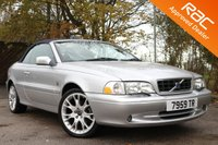 2002 VOLVO C70 2.0 LPT 2d 161 BHP £2450.00