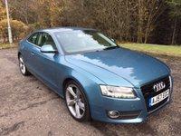 2007 AUDI A5 3.0 TDI QUATTRO SPORT 3d 237 BHP £8999.00