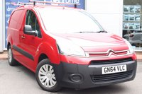 USED 2014 64 CITROEN BERLINGO 1.6 625 ENTERPRISE L1 HDI 1d 74 BHP ***ONE OWNER FROM NEW***