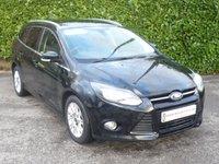 2011 FORD FOCUS 1.6 TITANIUM TDCI ESTATE  5d 115 BHP £7850.00