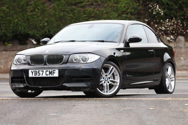 2007 57 BMW 1 SERIES 3.0 135I M SPORT 2d 302 BHP