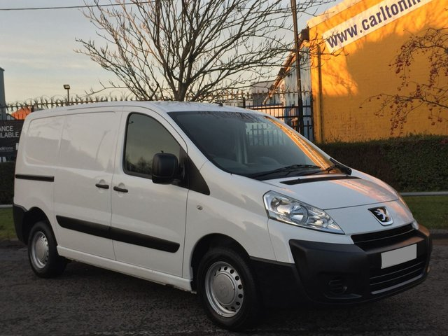 2007 07 PEUGEOT EXPERT 1.6Hdi  L1 H1 [ NO VAT TO PAY ] Swb Low roof van T/SLD 3 seats Delivery can be arranged,