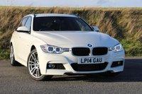 2014 BMW 3 SERIES 2.0 320D XDRIVE M SPORT TOURING 5d 181 BHP £21950.00